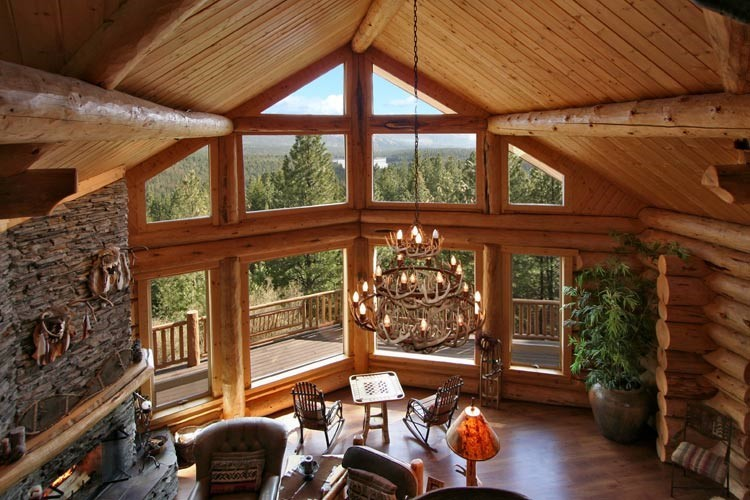 Caribou Creek Log Homes