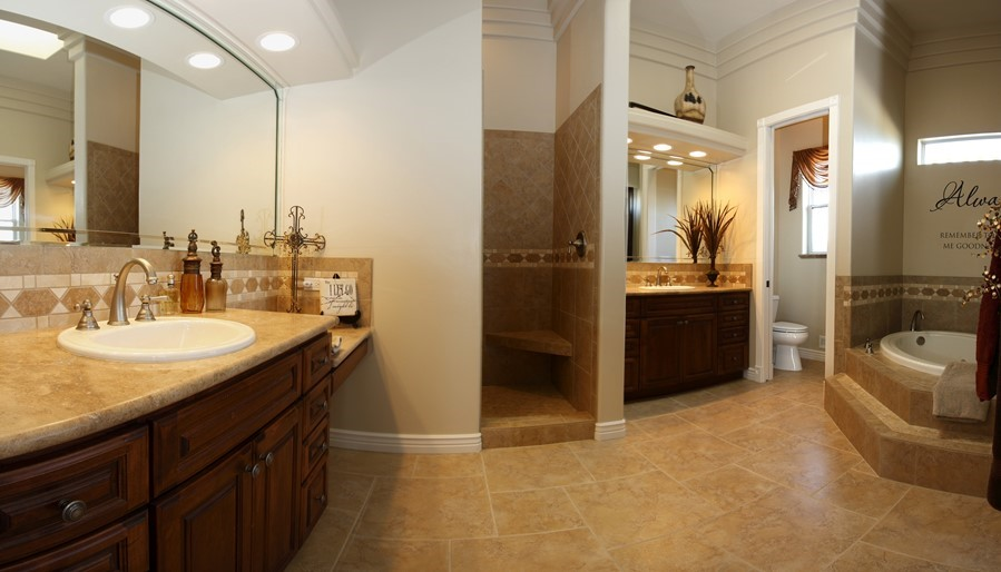 Master Bathroom Floor Plans With Walk In Shower Master Bath