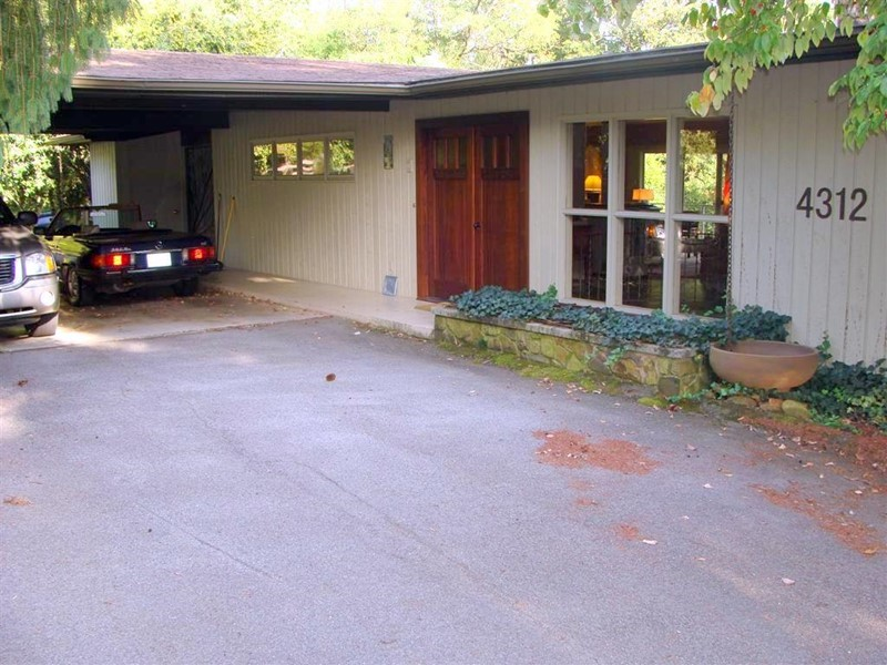 Unique Mid-Century Modern Home - 4312 Shoaf Lane, Knoxville, TN ...
