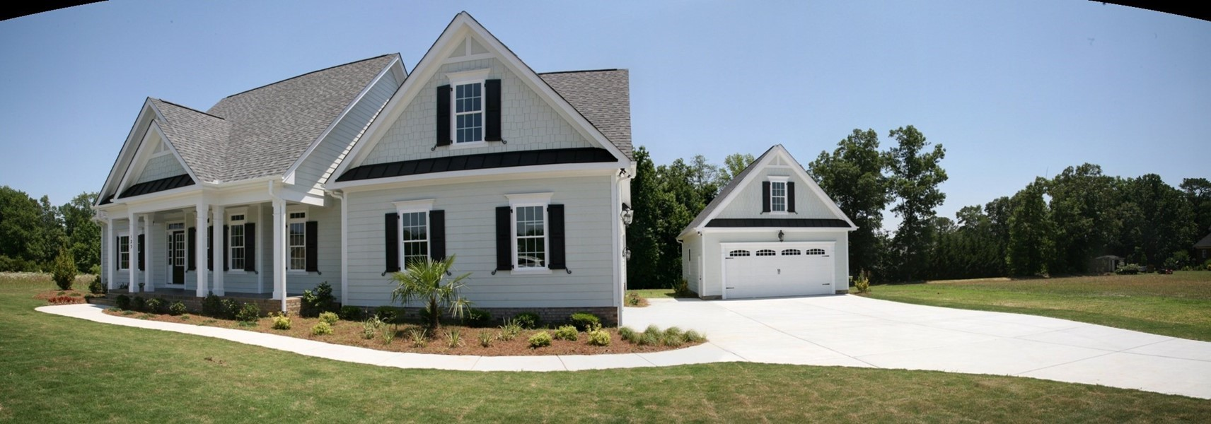 16 perfect images homes with detached garages kelsey for Homes with detached garage