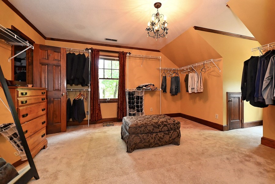 Gigantic Walk In Closet Two Story Closets