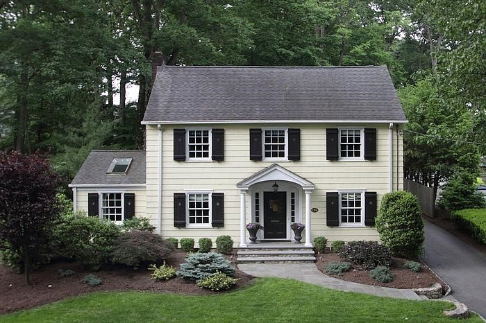 1000+ images about Center Hall Colonial on Pinterest