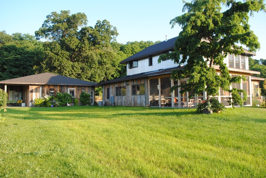 Private Country Home - W4481 Huckleberry Road, Princeton, WI 54941 ...