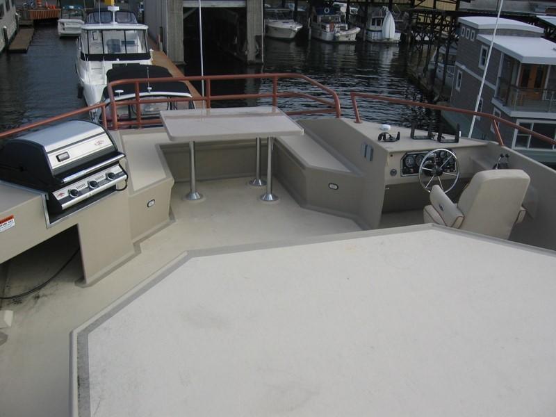 Station Deck Upper Deck Helm Station