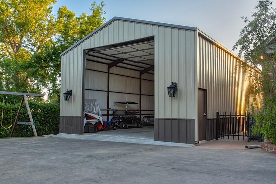 Alfa img - Showing > Back Yard Garage Shop