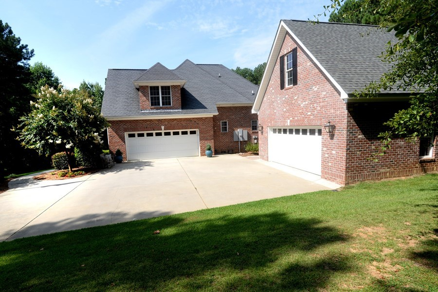 Garage Apartment Brick Images About Lakehouse On