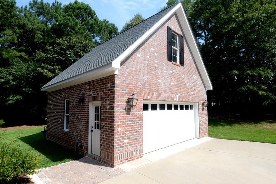 Pics For Brick Detached Garage