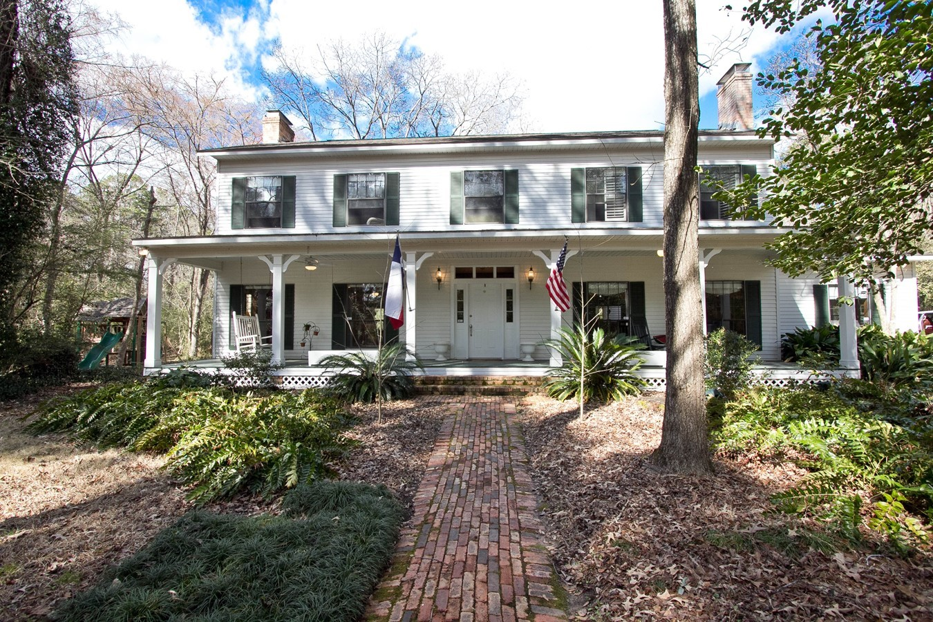 Pristine custom packed with character!   270 quail creek, lufkin ...