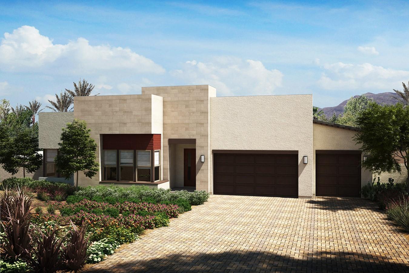 Modern home design las vegas modern house for Modern house 48